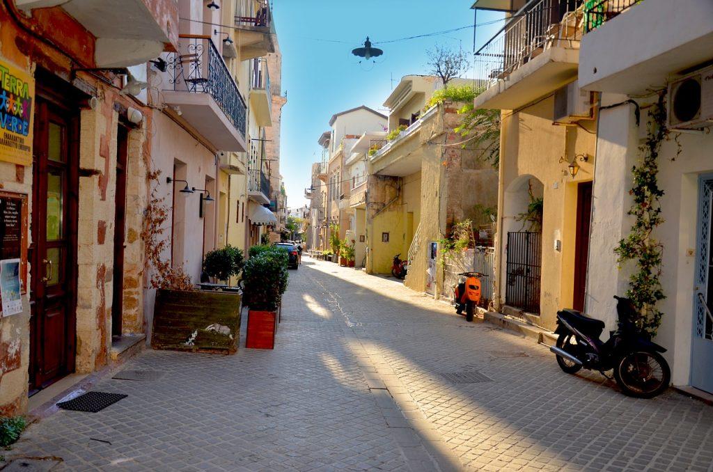 La Canée en Crète – une ville atmosphérique avec une histoire riche