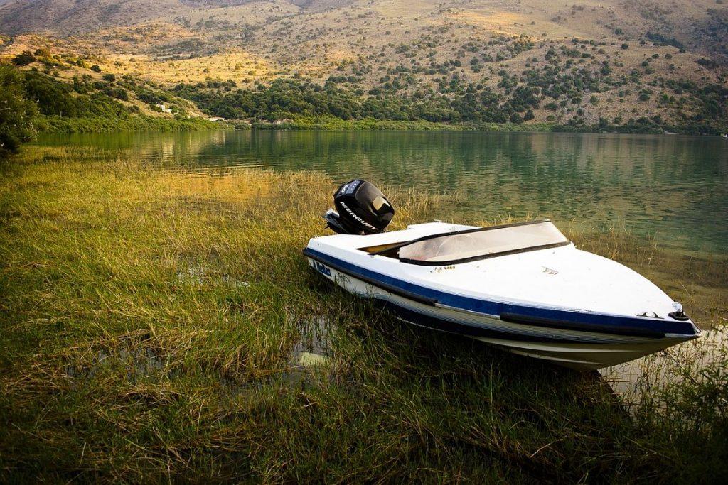 Lac Kournas – un beau lac en Crète