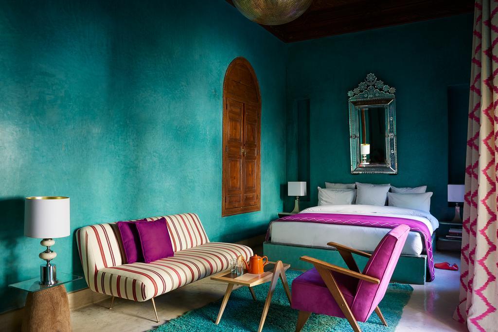 Hôtels Maroc: les meilleurs riads à Marrakech