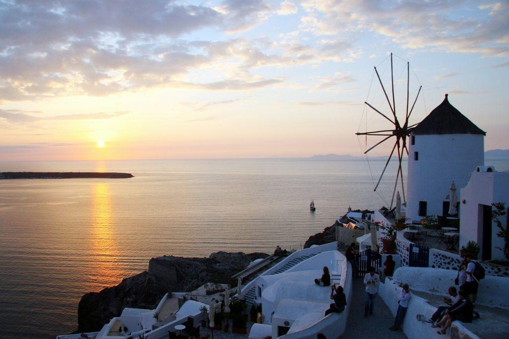 Santorin – un petit guide de l'île