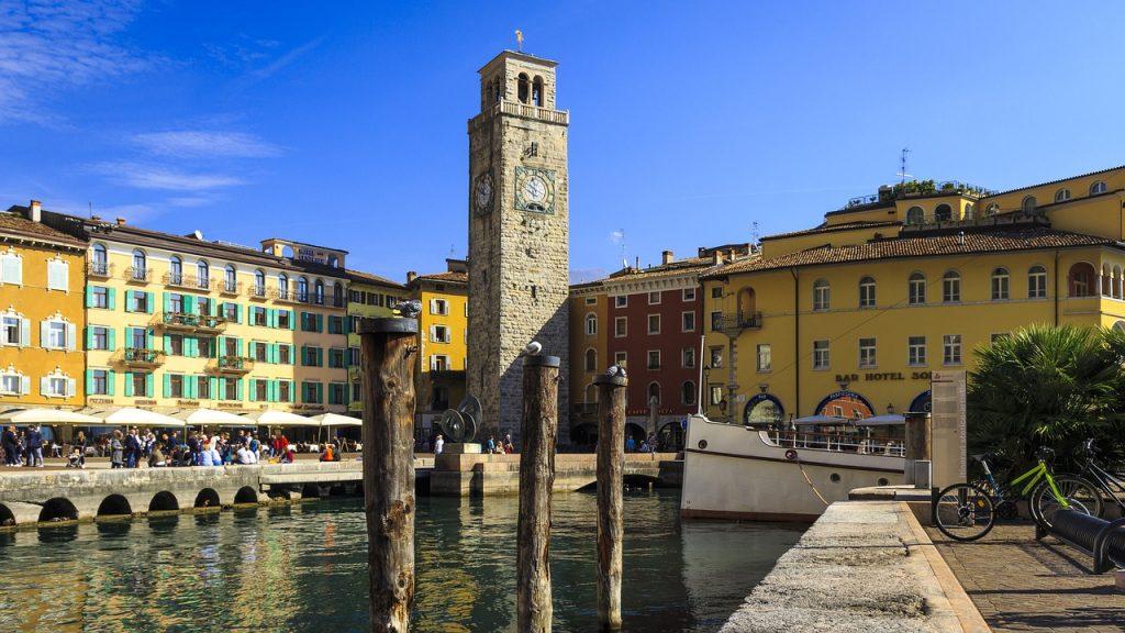 Tourisme Riva del Garda: Les attractions et les plages
