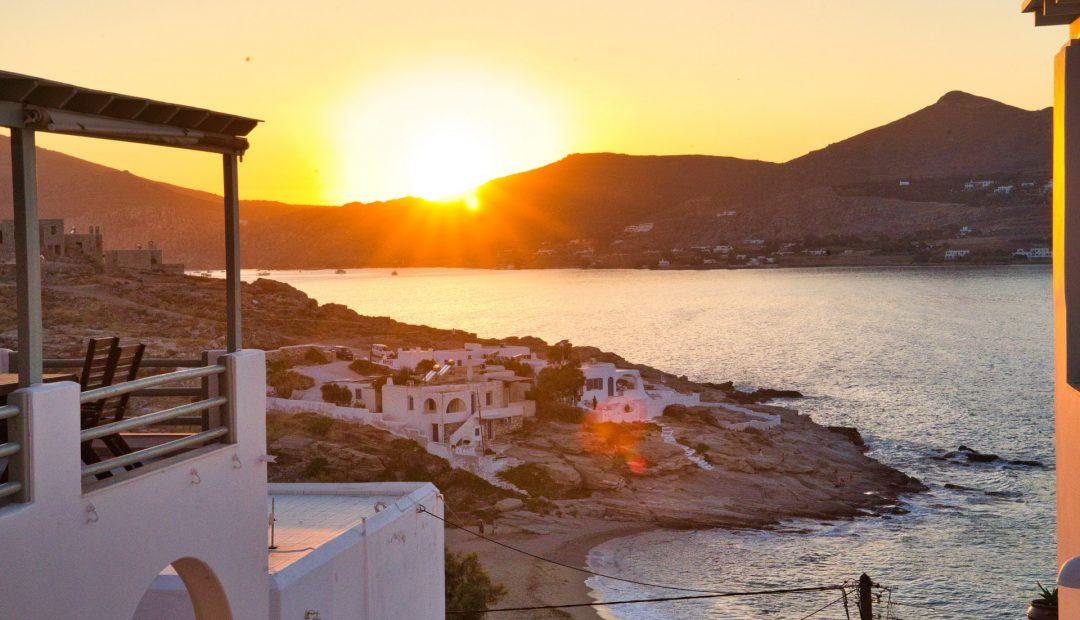 L'itinéraire parfait entre Athènes, Mykonos et Santorin
