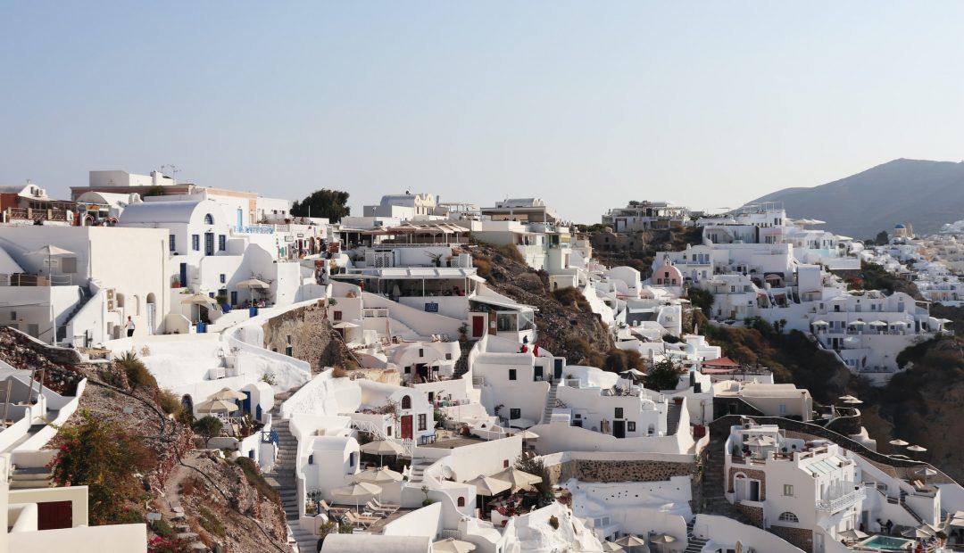 Parce que Santorin est mon île grecque la moins préférée